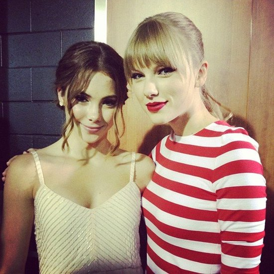 Celebrity Instagram And Twitter Photos From The 2012 MTV VMAs