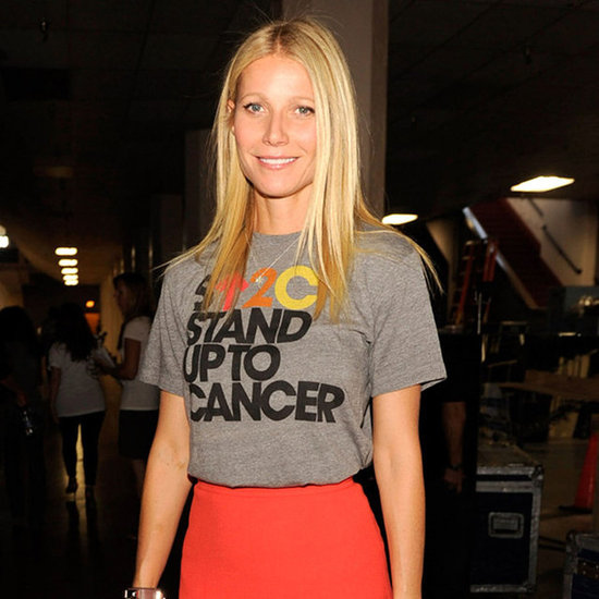 Gwyneth Paltrow, Robert Pattinson, Justin Timberlake & Jessica Biel Stand Up To Cancer