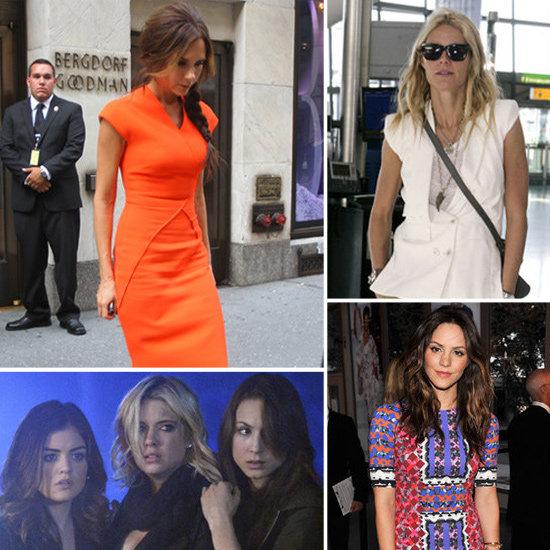 Celebrity Style Recap | Sept. 8, 2012