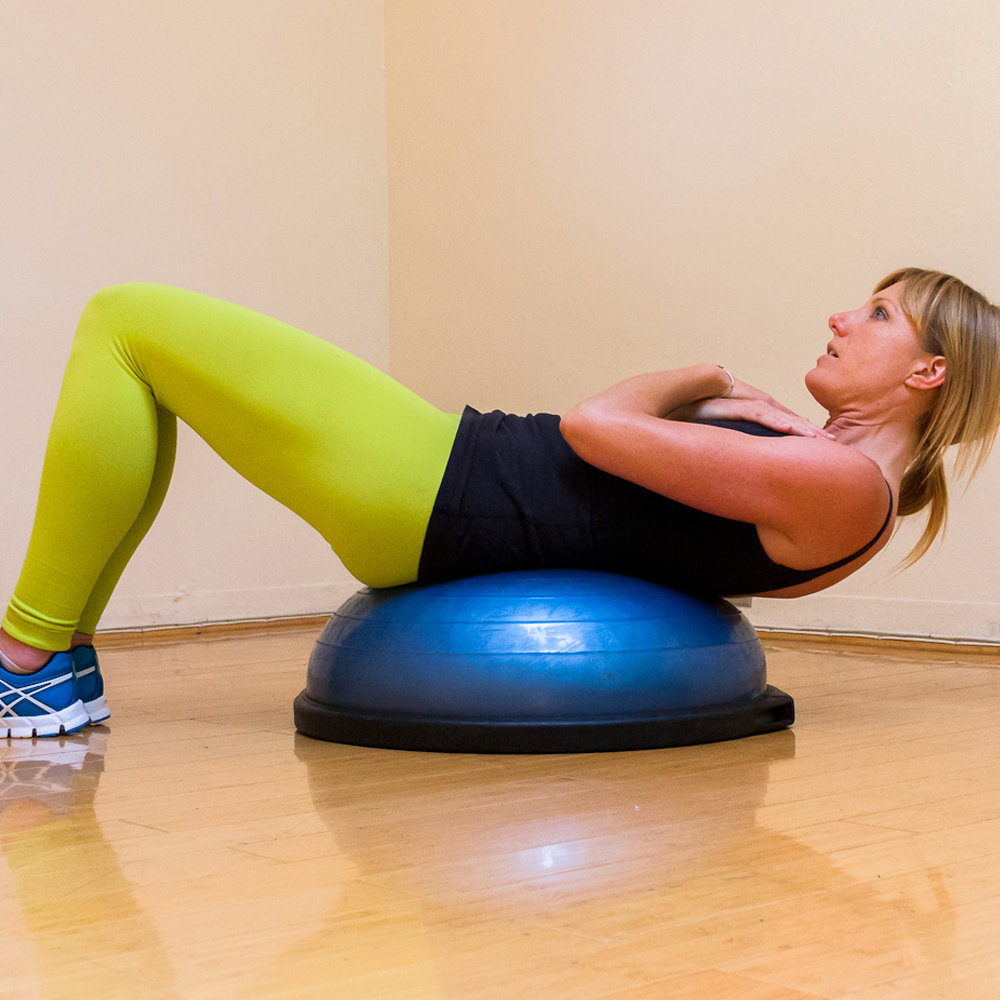 BOSU Circuit Workout | POPSUGAR Fitness