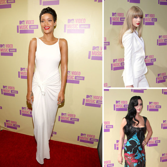 2012 MTV VMA Red Carpet Arrivals