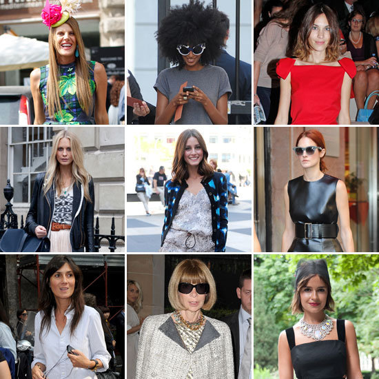 Just in case, we've created the ultimate Fashion Week style directory. Here's who to watch and how to emulate their effortless style.