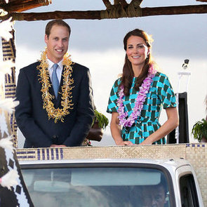 Prince William and Kate Middleton Arrive at Solomon Islands