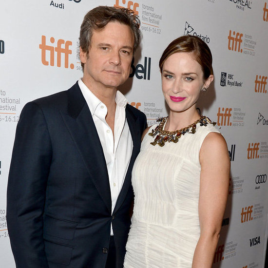 Emily Blunt and Colin Film Premiere at TIFF | Pictures