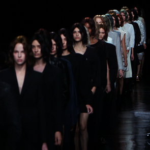Theyskens' Theory Spring 2013 Runway (Video)
