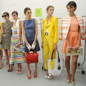 Pictures and Review of Alice + Olivia Spring Summer New York Fashion Week Runway Show