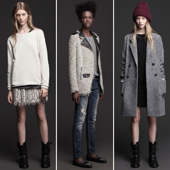 Zara September Lookbook |  TRF 2012