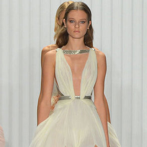 Pictures and Review of J.Mendel Spring Summer New York Fashion Week Runway Show