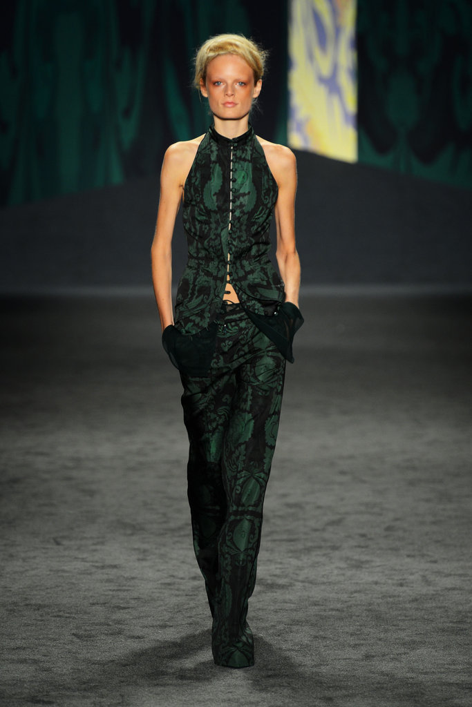 2013 Spring New York Fashion Week: Vera Wang