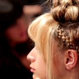 Video of the Hair and Makeup Look at Rachel Zoe Spring Summer 2013 New York Fashion Week
