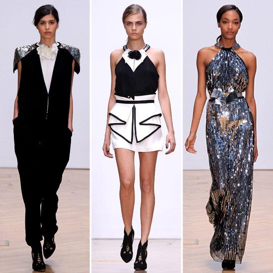 Sass & Bide Spring 2013 London Fashion Week
