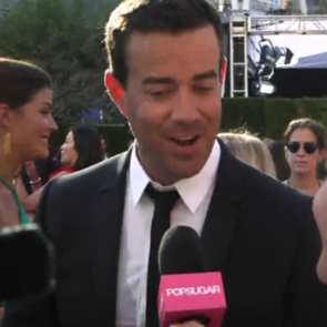 Carson Daly Talking About The Voice (Video)