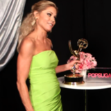 Julie Bowen 2012 Emmys Winner Backstage Video Interview
