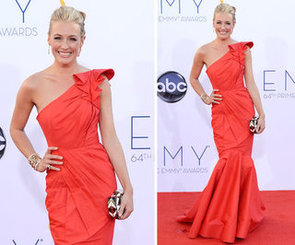 Cat Deeley at the Emmys 2012