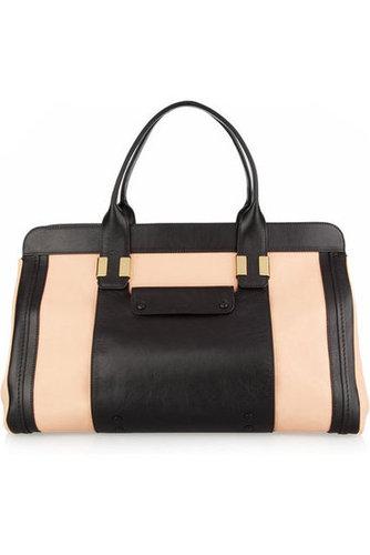 Chloé|Alice leather tote|NET-A-PORTER.COM
