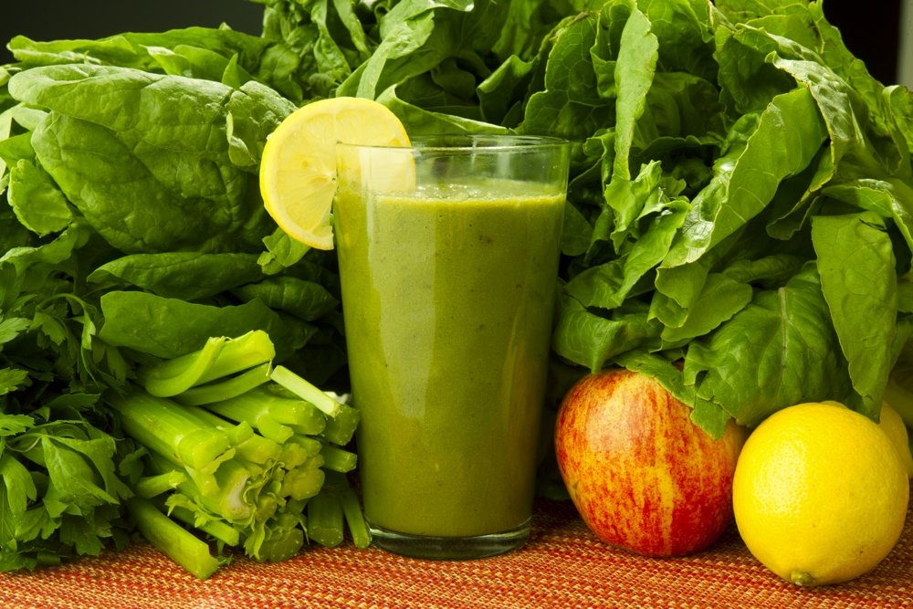 Kimberly Snyder's Green Glowing Smoothie