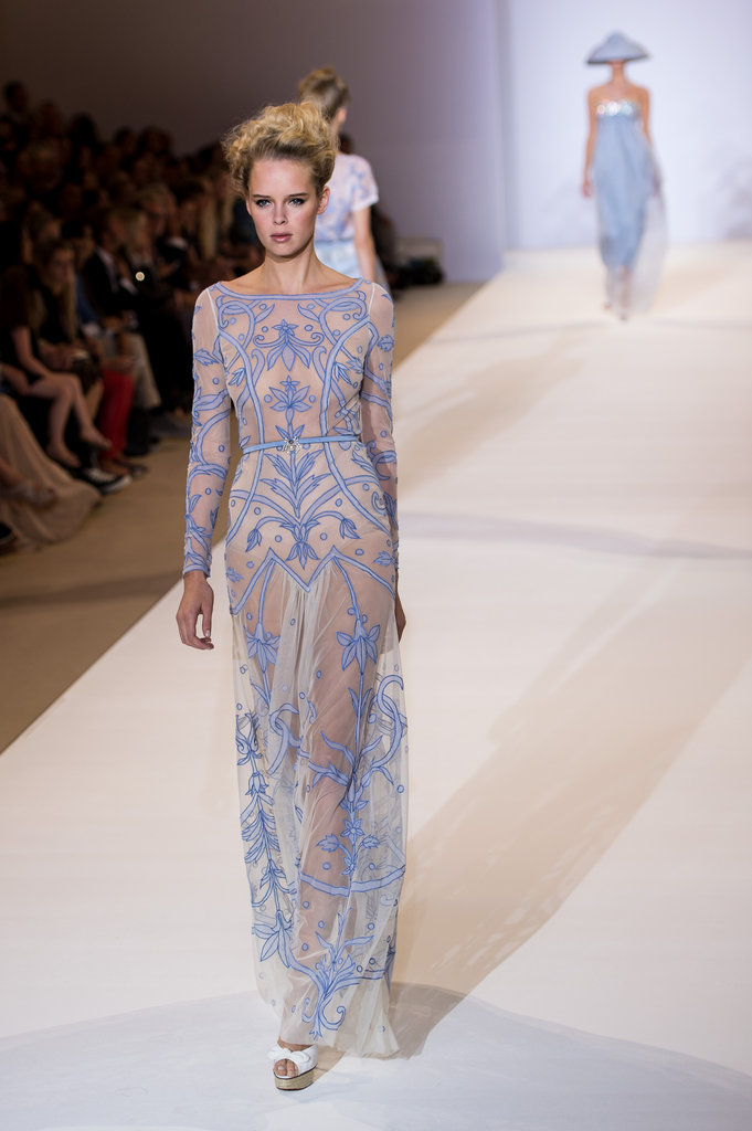 2013 Spring London Fashion Week: Temperley
