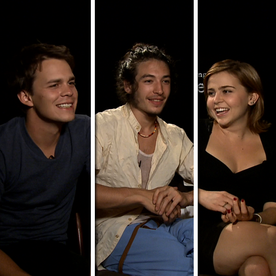Perks of Being a Wallflower | Mae Whitman, Ezra Miller Video