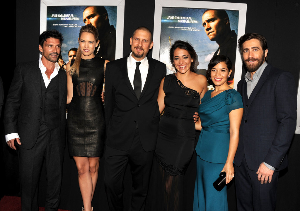 "Jake Gyllenhaal Premieres His ""Life-Changing"" Movie End of Watch"