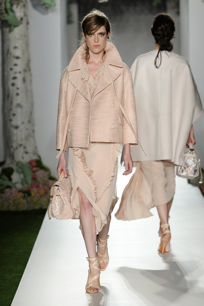 2013 Spring London Fashion Week: Mulberry