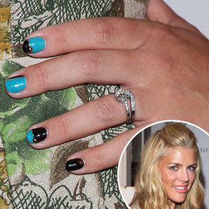 How to Do a Two-Toned Manicure
