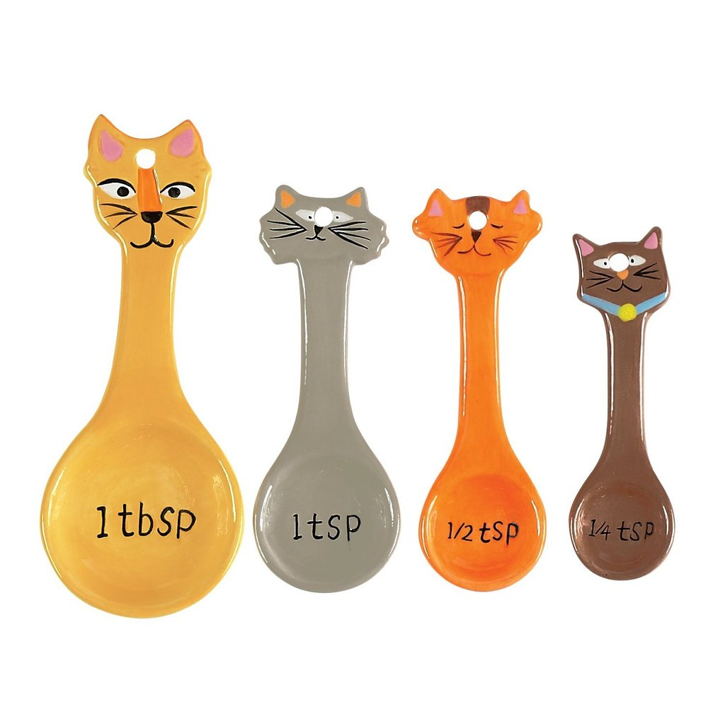Cat Spoons Uk