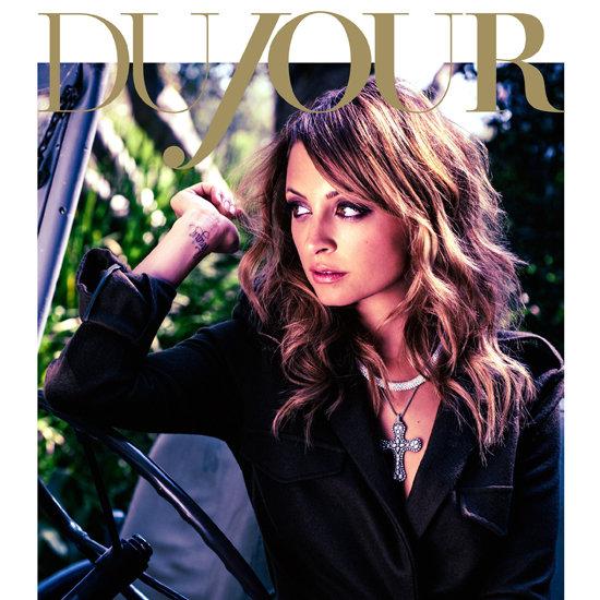 Nicole Richie in October 2012 DuJour Magazine | Pictures