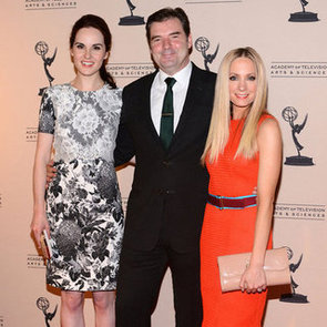 Mad Men And Downton Abbey Stars At Emmys Party