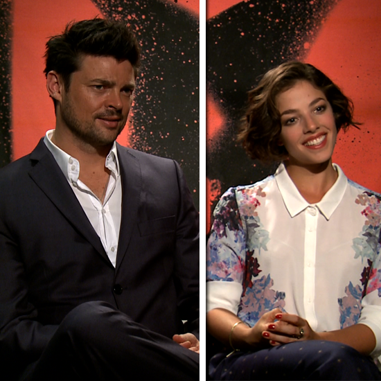 Karl Urban and Olivia Thirlby Dredd 3D Interview (Video)