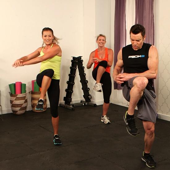10-Minute Full-Body Workout With P90X's Tony Horton