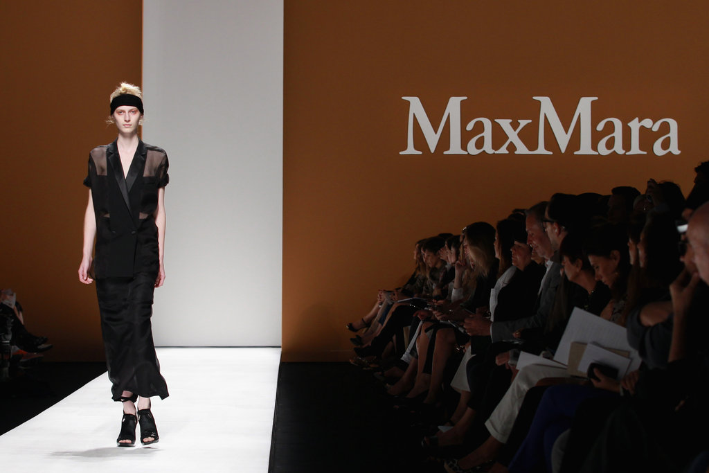 2013 Spring Milan Fashion Week: Max Mara