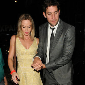 Emily Blunt at Stanley Tucci's Wedding   Pictures