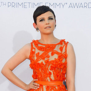 Picture of Ginnifer Goodwin's Hair and Makeup at the 2012 Emmy Awards