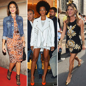 Pictures of Celebrities Front Row at 2013 Spring Milan Fashion Week: Anna Dello Russo, Margherita Missoni & more!