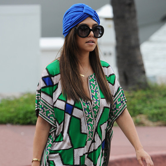 Celebrities Wearing Turbans