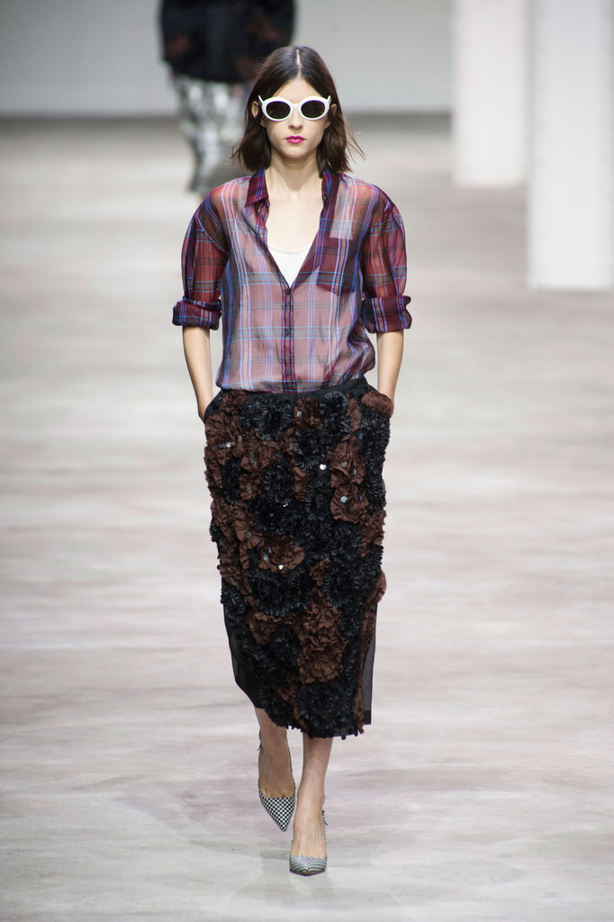 Dries Van Noten Spring 2013