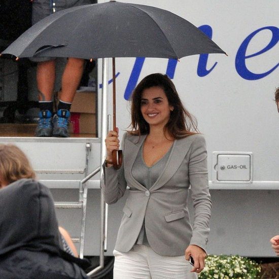 Penelope Cruz Films The Counselor in Spain | Pictures
