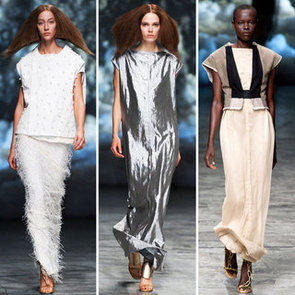 Rick Owens Spring 2013 | Pictures