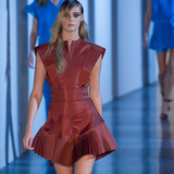 Thierry Mugler Spring 2013 Runway (Video)