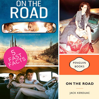 Five Fast Facts About Kristen Stewart's New Movie On The Road