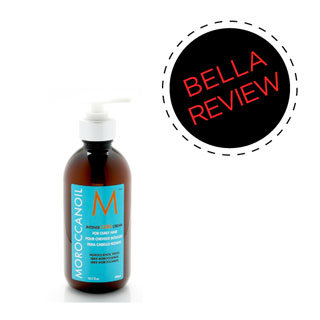 Product Review of Morrocan Oil Curl Cream and How to Define Curls