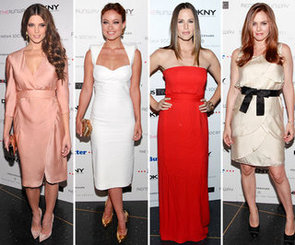 Jennifer Garner, Olivia Wilde, Ashley Greene And Alicia Silverstone at Butter Premiere