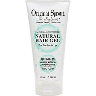 Original Little Sprout Natural Vegan Hair Gel