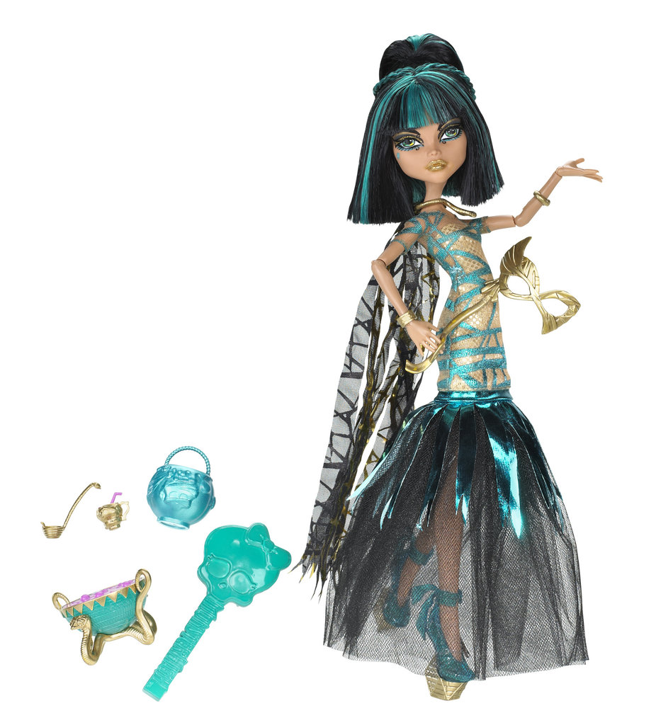 Will You Be Buying Monster High Ghouls Rule Dolls?