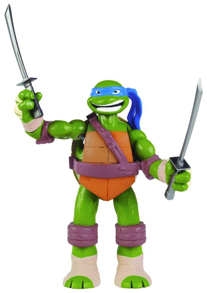 Will You Be Buying Teenage Mutant Ninja Turtles Deluxe Power Sound FX Figures?