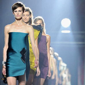 Pictures and Review of Lanvin Spring Summer Paris Fashion Week Runway Show