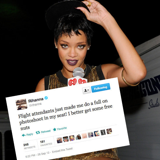 Tweets of the Week: Rihanna, Katy Perry, Ellen & More!