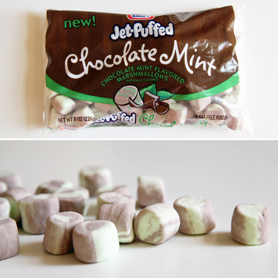 Chocolate Mint Marshmallows