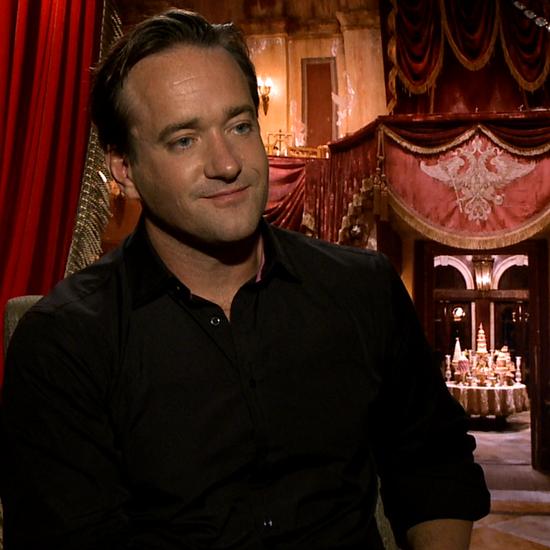 Matthew Macfadyen Interview For Anna Karenina