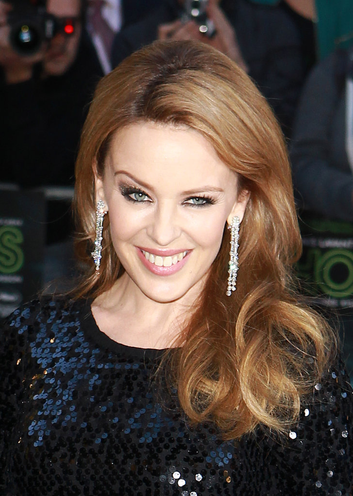 """Kylie Minogue was frank about her breast cancer experiences for the benefit of other women in 2008: """"Listen, this is an opportunity for me to say something that I have not said before. I was misdiagnosed initially. So my message to all of you and everyone at home is, because someone is in a white coat and using big medical instruments doesn't necessarily mean they are right."""""""